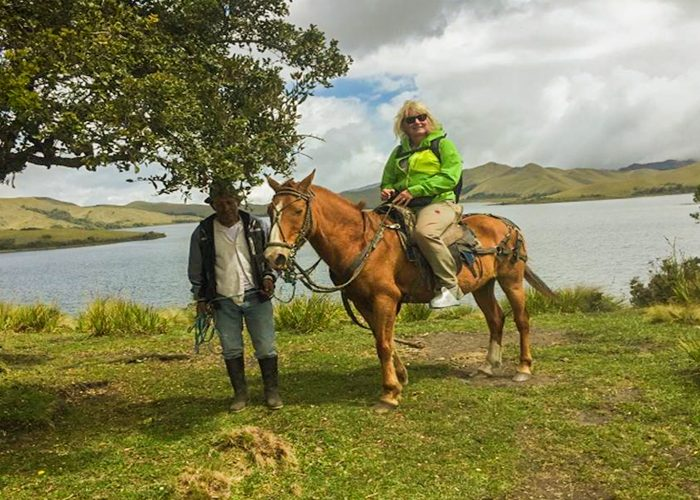 Piñan Trek and Horseback riding Ecuador 2 days