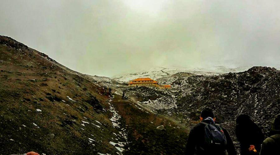 Climbing Cotopaxi Volcano 2 days Ecuador