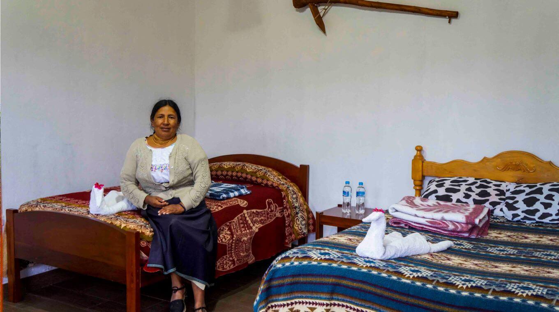 Kichwa Family HOMESTAY Ecuador