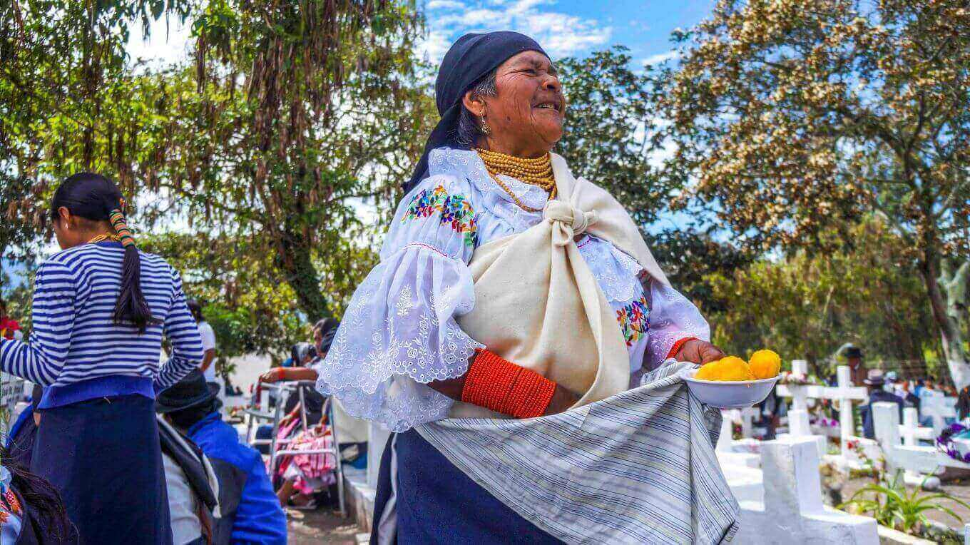 Day of the Deead rituals and traditions Program Ecuador (1)