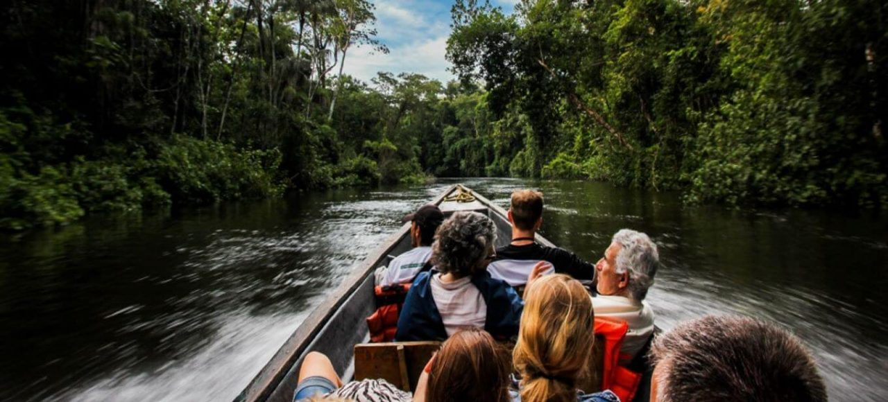 Explorer Cuyabeno Amazon Jungle Tours 5 days